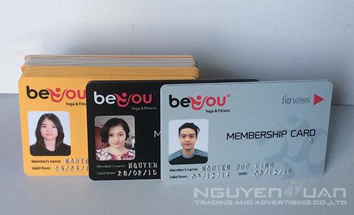 In thẻ nhân viên thiết kế miễn phí giá rẻ ở TPHCM