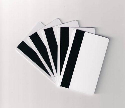 in thẻ nhựa từ