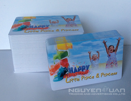 in thẻ vip card giá rẻ