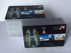 Công ty chuyên in thẻ nhựa quận 11 TPHCM