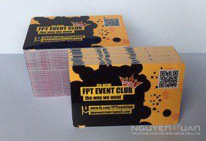 Công ty chuyên in thẻ nhựa quận 2 TPHCM