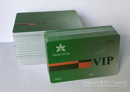 Công ty chuyên in thẻ nhựa quận Bình Thạnh TPHCM