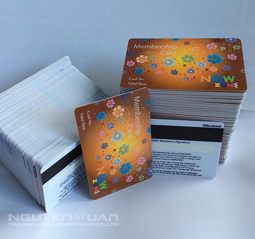 Công ty chuyên in thẻ nhựa quận Thủ Đức TPHCM