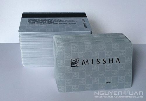 In thẻ nhựa cao cấp ở TPHCM