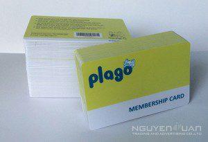 In thẻ thành viên cao cấp ở TPHCM