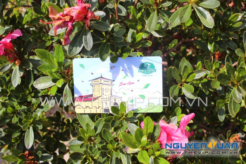 In thẻ nhựa tại TPHCM